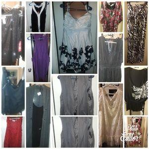 Tops - Blouses & dresses